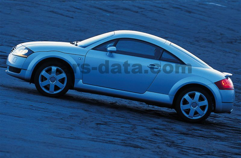 audi tt coupe 1998 slike fotografije audi tt coupe 1998 slike 3 od 8. Black Bedroom Furniture Sets. Home Design Ideas