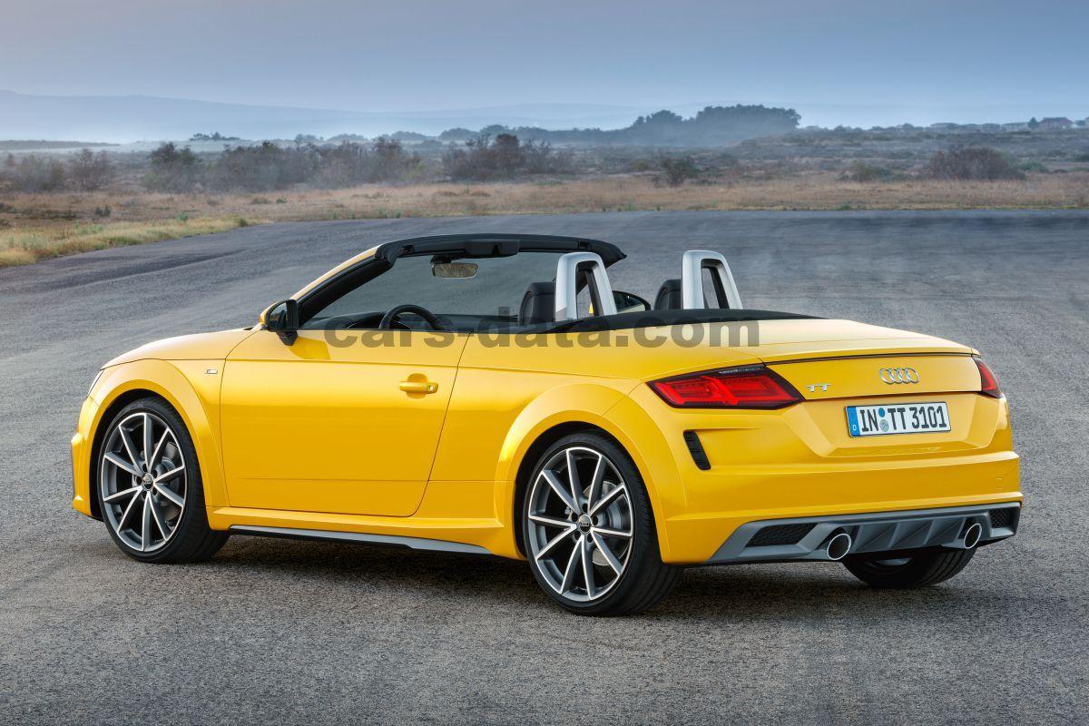 Kekurangan Audi Tt Roadster 2019 Perbandingan Harga