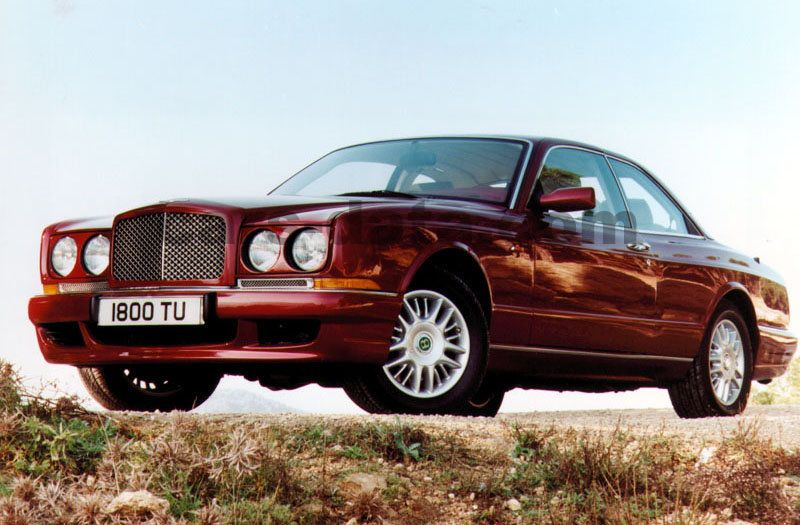 Bentley Continental 1994 pictures (1 of 4) | cars-data com