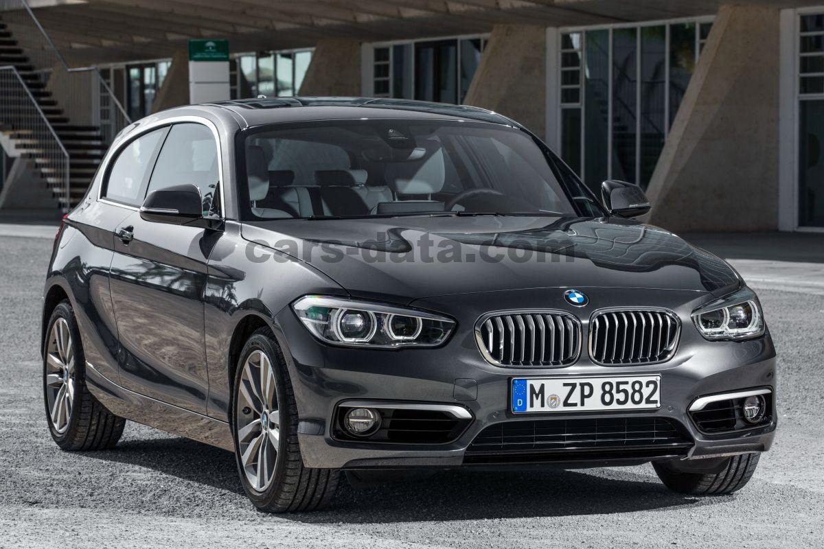 BMW 116d Business