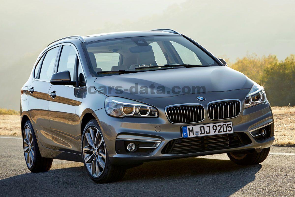 BMW 220i Active Tourer Executive