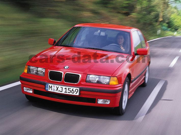 bmw 318tds compact manual 1995 2000 90 hp 3 doors technical specifications. Black Bedroom Furniture Sets. Home Design Ideas