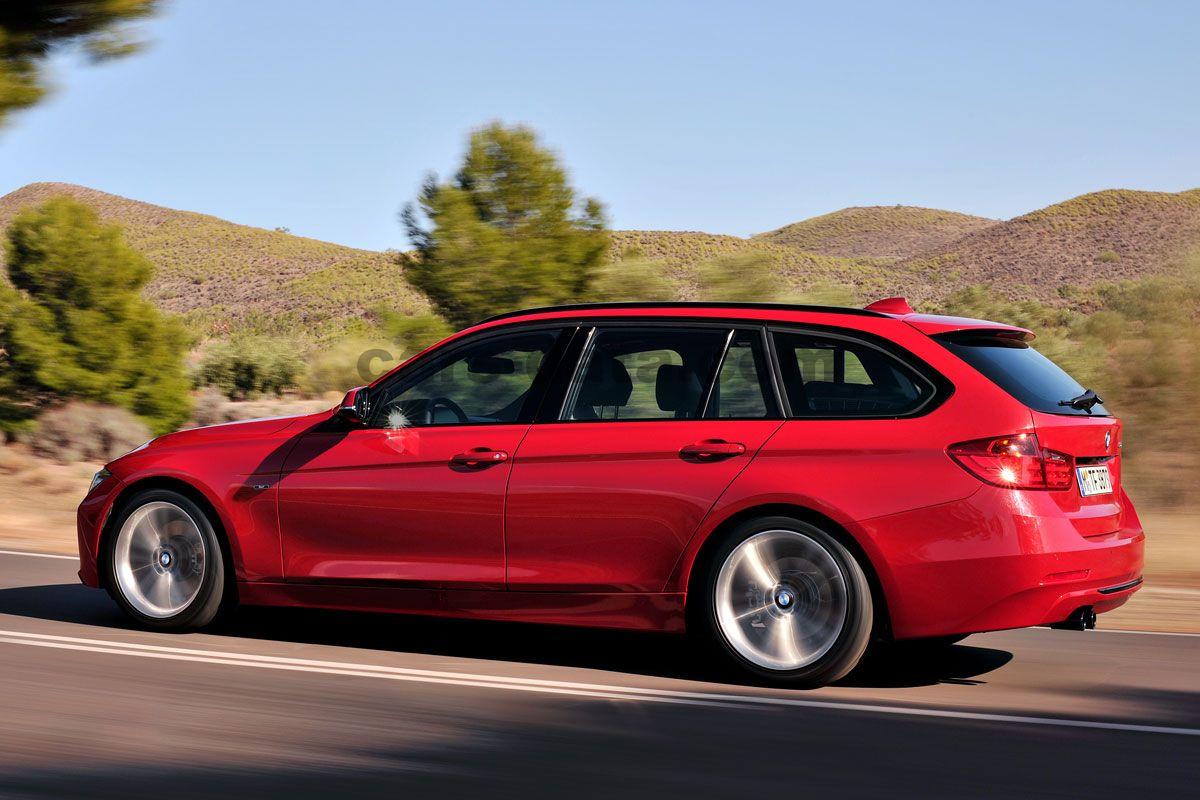 BMW 3-series Touring Slike