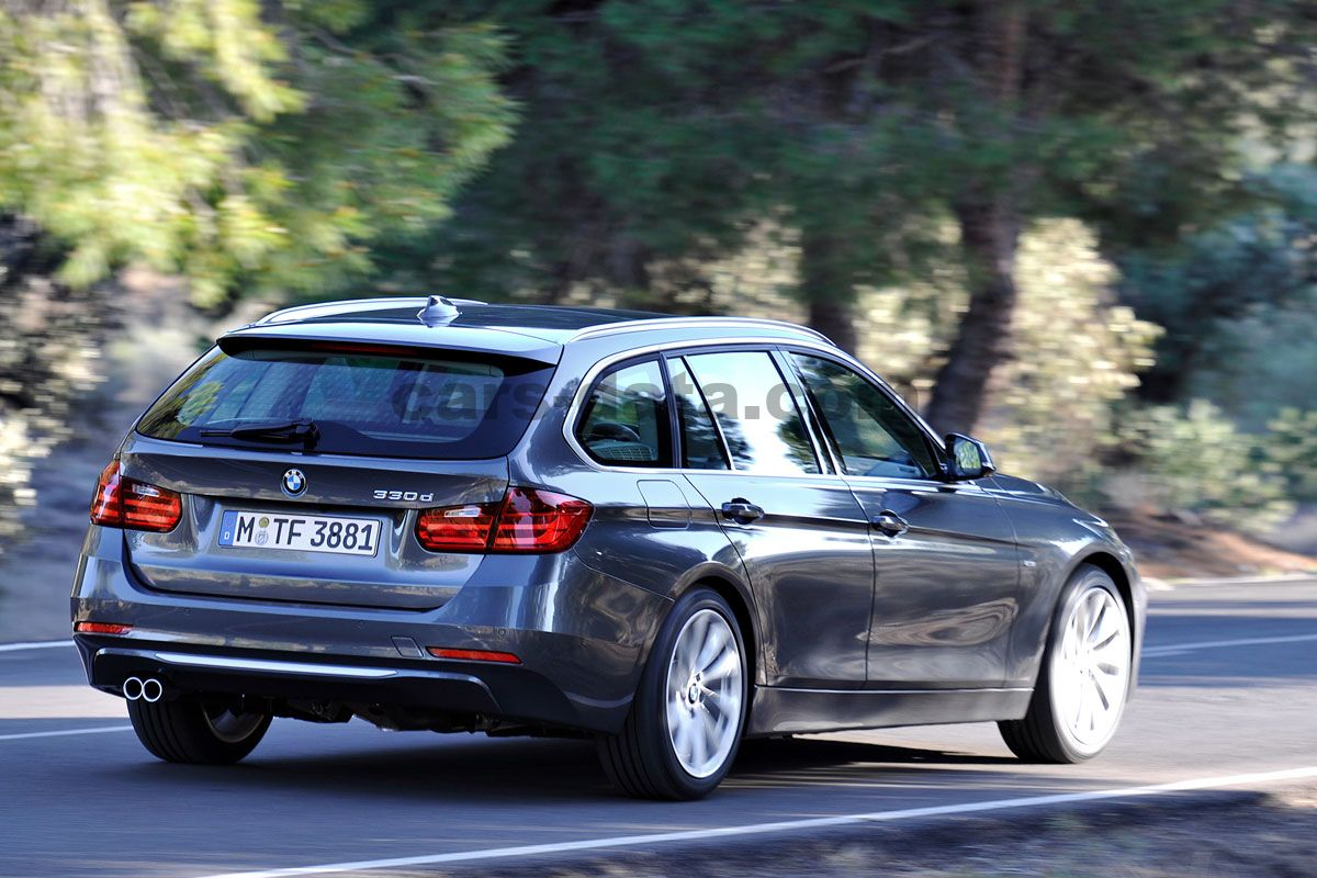 bmw 3 series touring 2012 pictures 1 of 10 cars. Black Bedroom Furniture Sets. Home Design Ideas