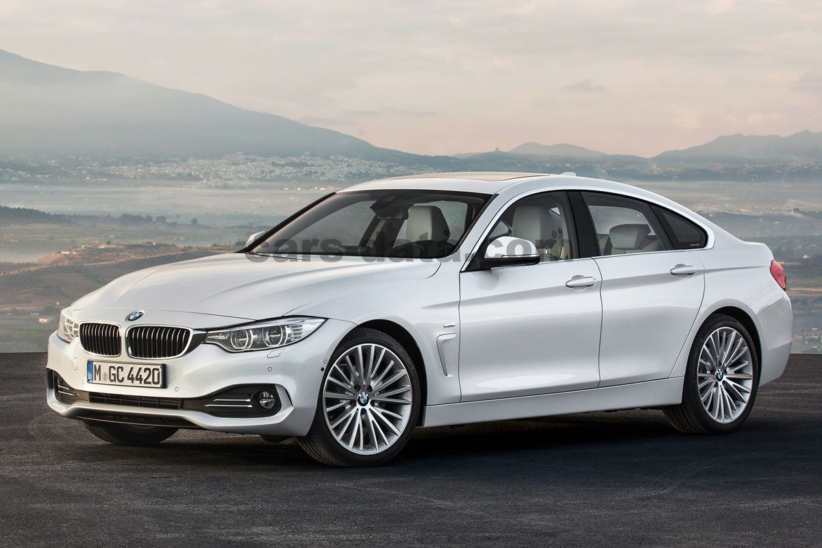 BMW 420d Gran Coupe Corporate Lease Edition