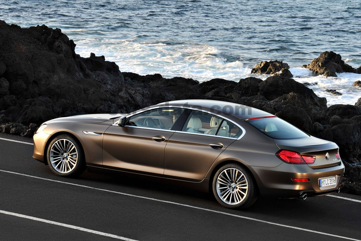 bmw 6 serie gran coupe 2012 pictures bmw 6 serie gran. Black Bedroom Furniture Sets. Home Design Ideas
