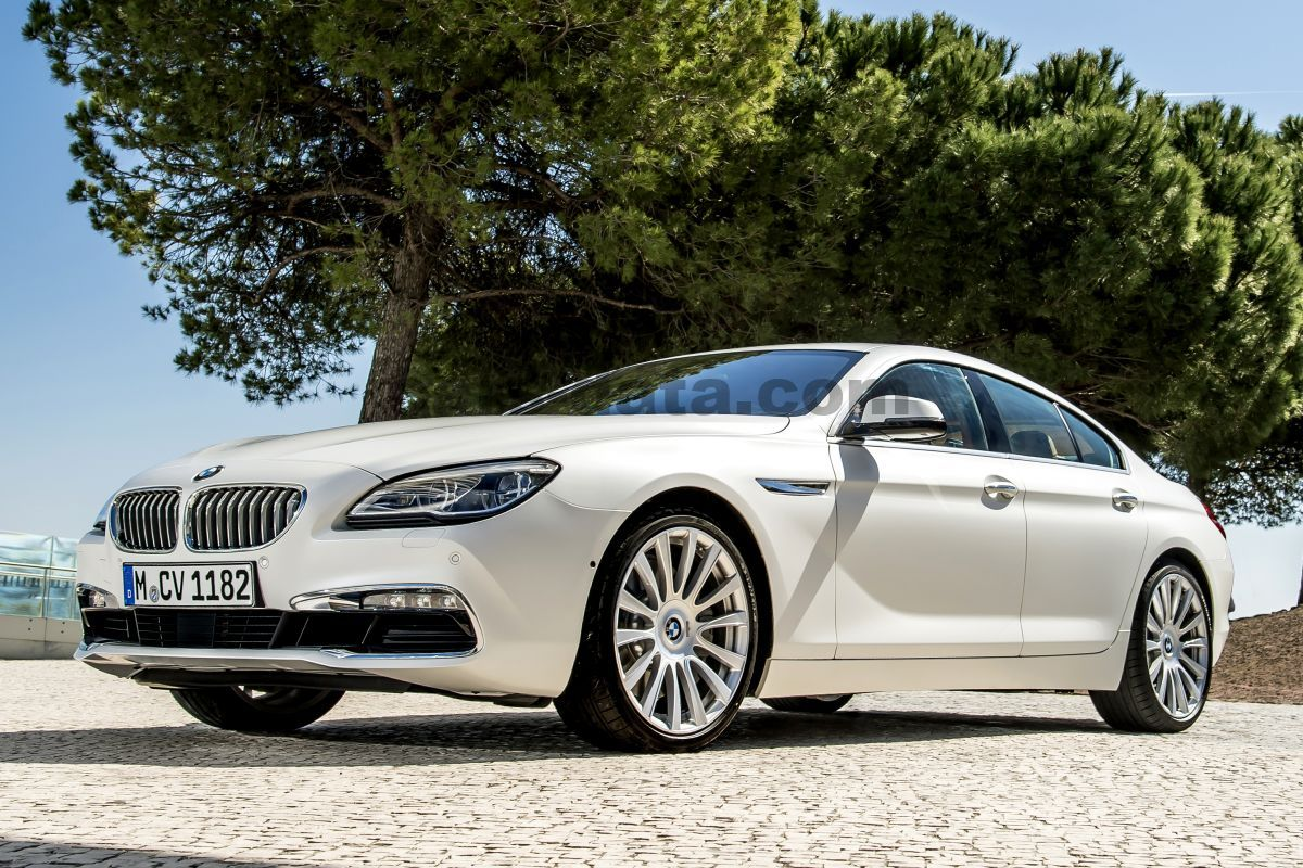 BMW bmw 6 gran coupe 2015 : BMW 6-serie Gran Coupe 2015 pictures, BMW 6-serie Gran Coupe 2015 ...