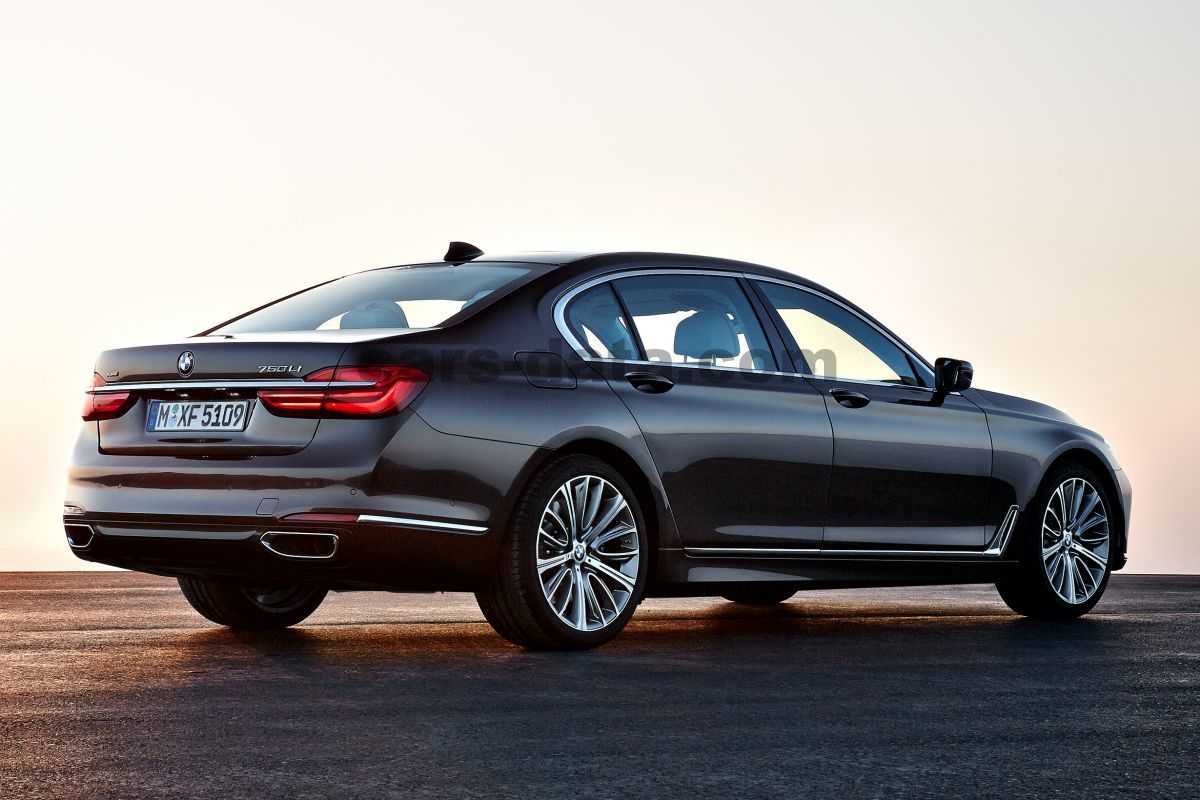 BMW 7-series 2015 pictures (1 of 10) | cars-data.com