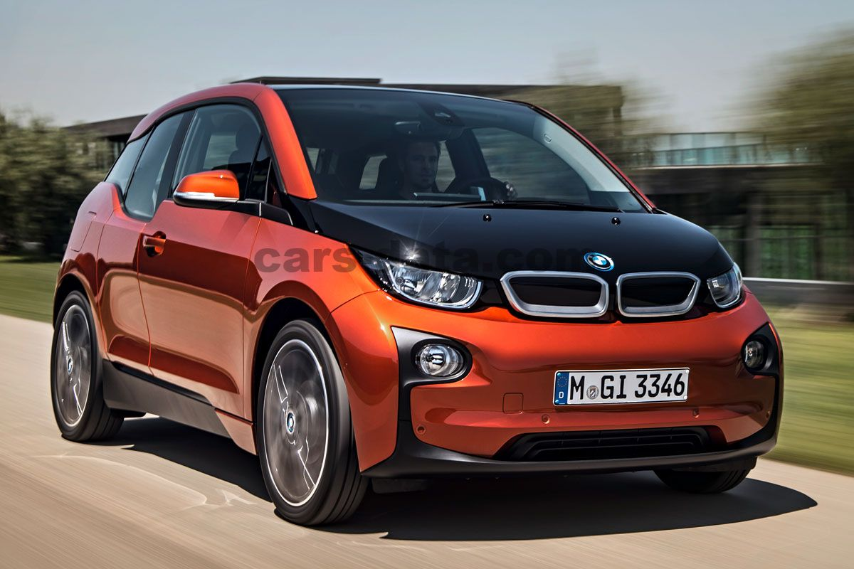 BMW i3 Pictures