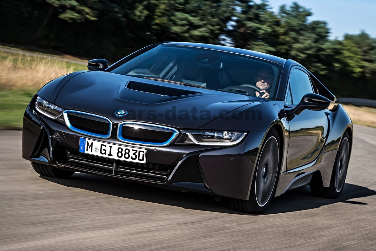 BMW I8 2014 Pictures 1 Of 10