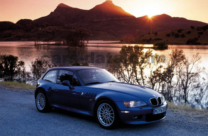 Bmw Z3 Coupe 2 8i Manual 1998 2000 193 Hp 3 Doors