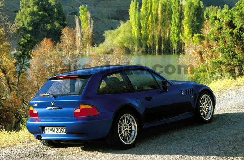 Bmw Z3 Coupe 1998 Pictures Bmw Z3 Coupe 1998 Images 2 Of 9