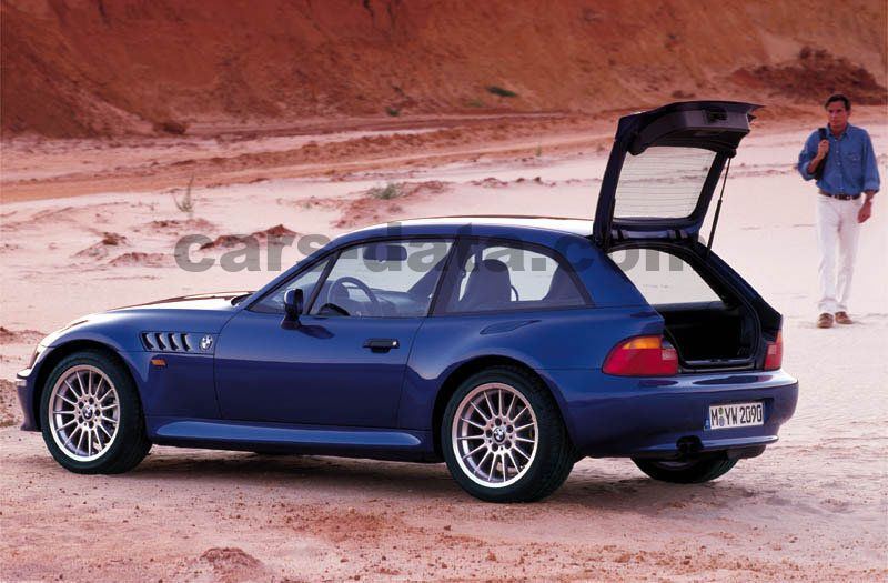 Bmw Z3 Coupe 1998 Pictures 1 Of 10 Cars Data Com