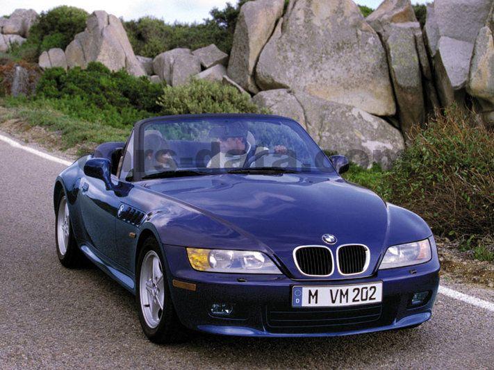 Bmw Z3 Roadster 1 8i Manual 1996 1999 115 Hp 2 Doors