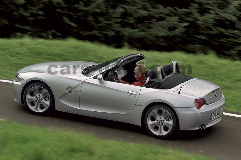 BMW Z4 Roadster 2006 pictures (1 of 10) | cars-data.com
