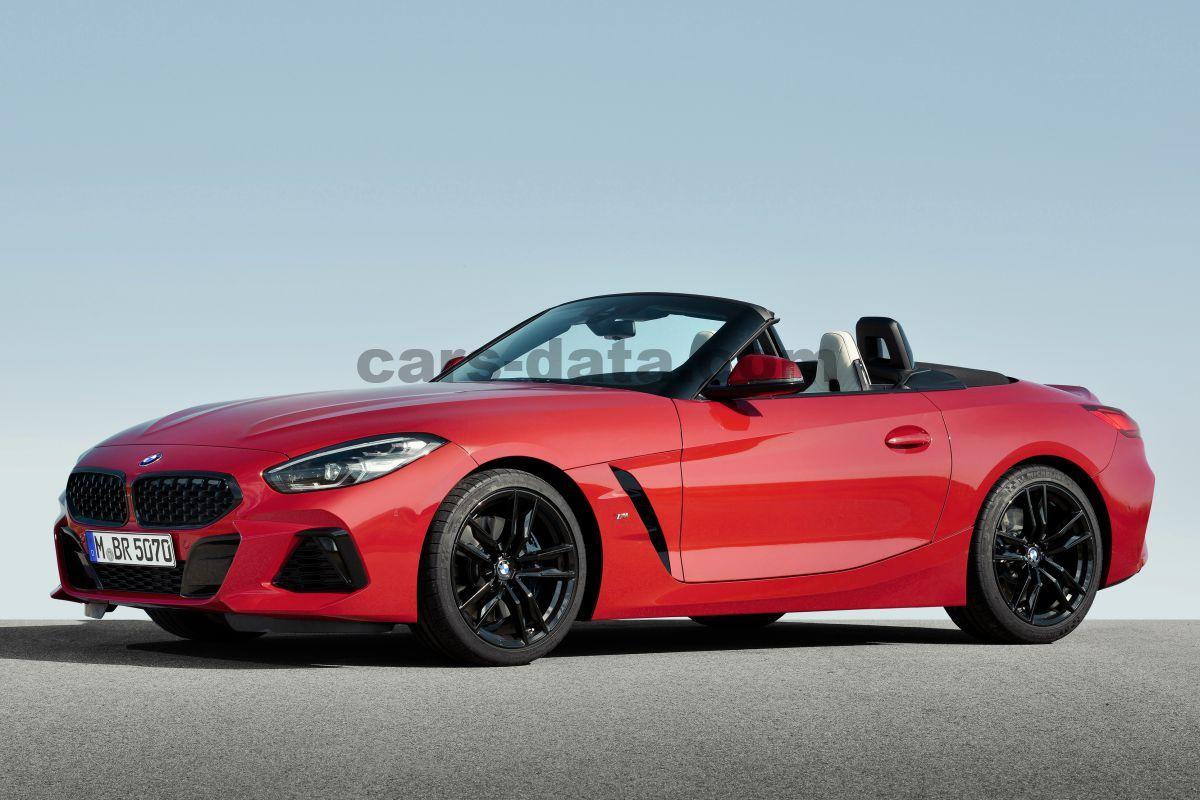 Bmw Z4 Roadster >> Bmw Z4 Roadster 2019 Pictures 5 Of 48 Cars Data Com
