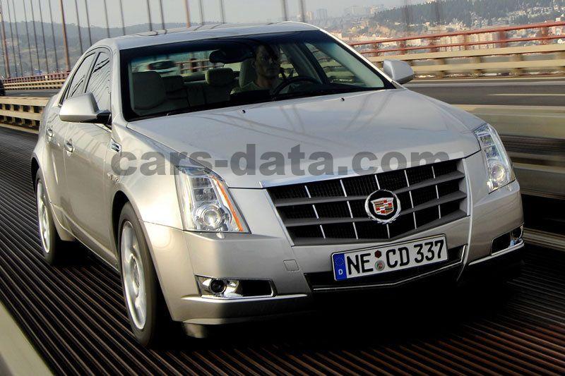 Cadillac CTS Fotos