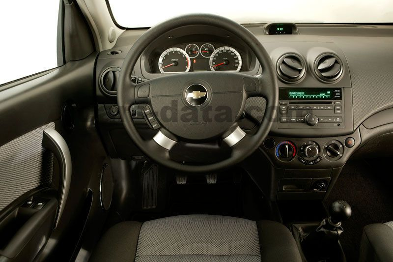 Chevrolet Aveo 2008 Pictures 10 Of 10 Cars Data