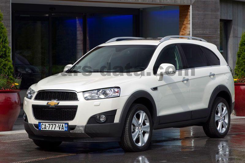 Chevrolet Captiva 2011 pictures (1 of 10) | cars-data.com