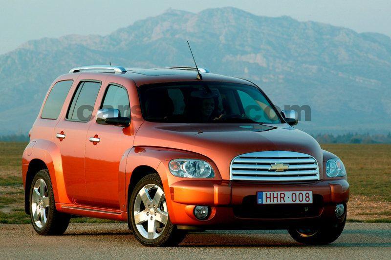 Especificaciones De Chevrolet Hhr 2 4 Lt Manual 5 Puerta Cars