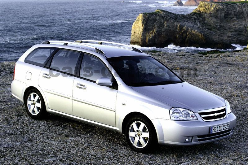 Chevrolet Nubira Station Wagon 2005 Pictures 1 Of 19