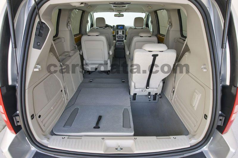 chrysler grand voyager 2008 pictures 14 of 21 cars. Black Bedroom Furniture Sets. Home Design Ideas