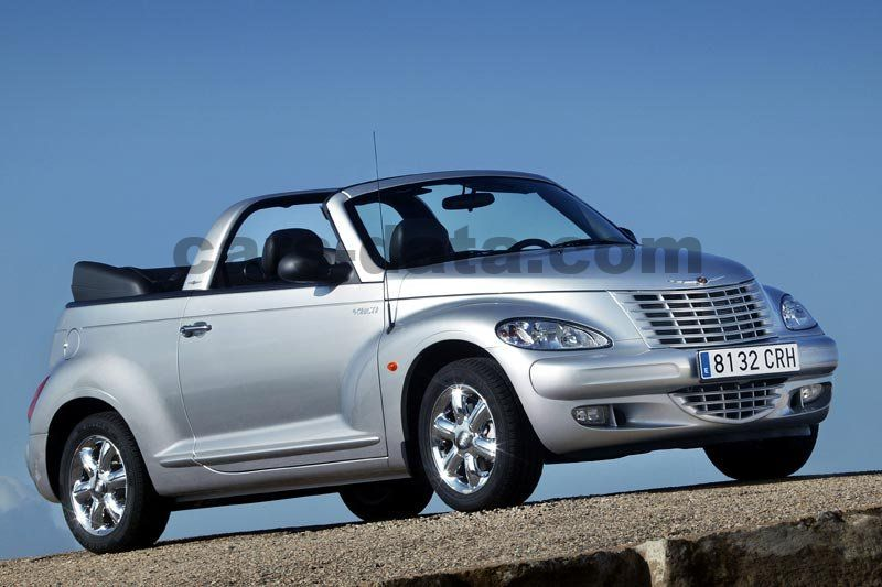 chrysler pt cruiser cabrio touring automatic 2005. Black Bedroom Furniture Sets. Home Design Ideas