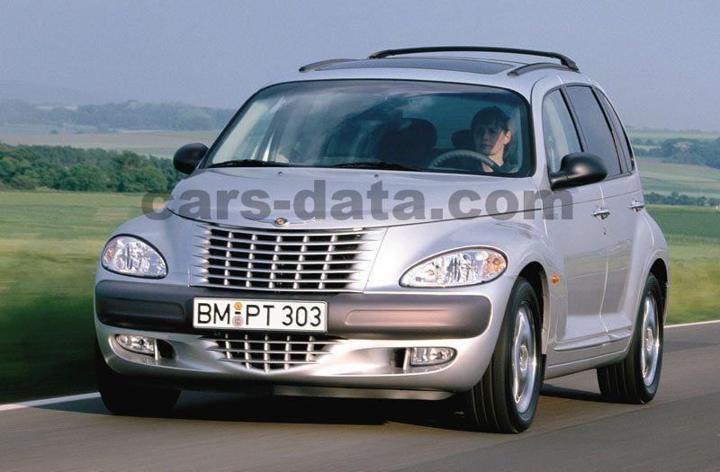 chrysler pt cruiser 2 2 crd limited manual 5 door specs cars data com rh cars data com 2006 PT Cruiser Fuse Diagram 2006 Chrysler PT Cruiser Base