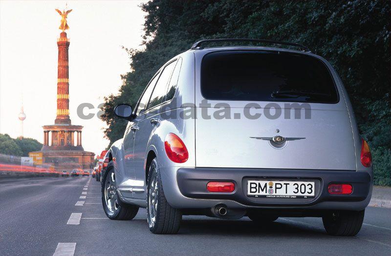 Chrysler PT Cruiser Fotos