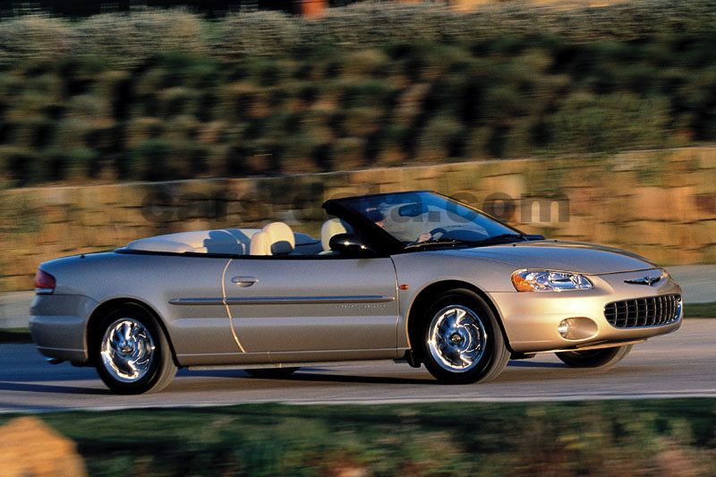 chrysler sebring cabrio 2001 pictures chrysler sebring cabrio 2001 images 3 of 7. Black Bedroom Furniture Sets. Home Design Ideas