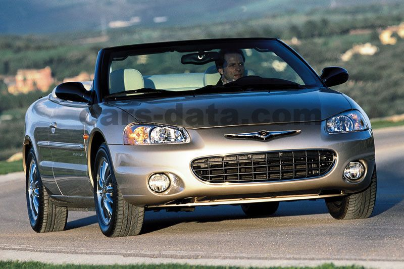 chrysler sebring cabrio 2001 pictures chrysler sebring cabrio 2001 images 5 of 7. Black Bedroom Furniture Sets. Home Design Ideas