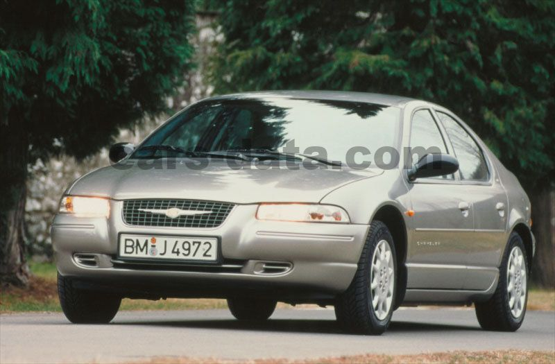Chrysler Stratus 1995 Pictures Chrysler Stratus 1995