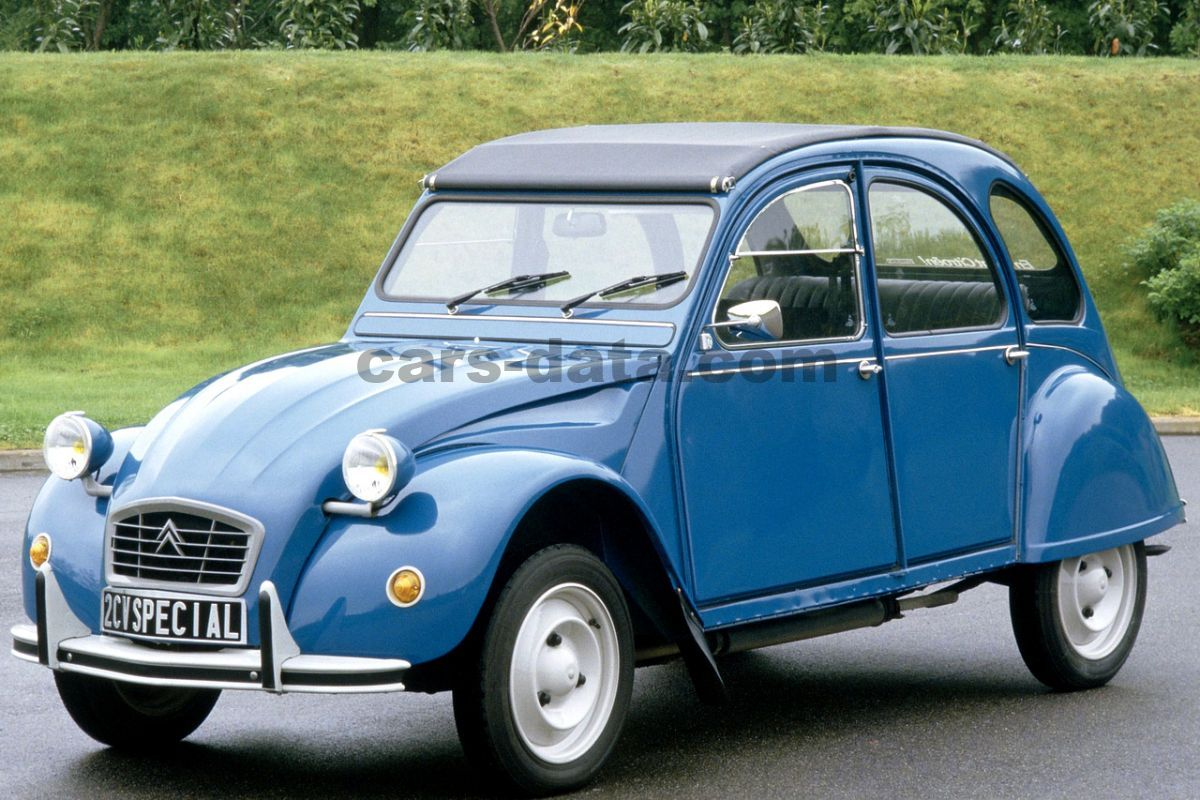 citroen 2cv 6 charleston manual 1980 1987 29 hp 4 doors technical specifications. Black Bedroom Furniture Sets. Home Design Ideas