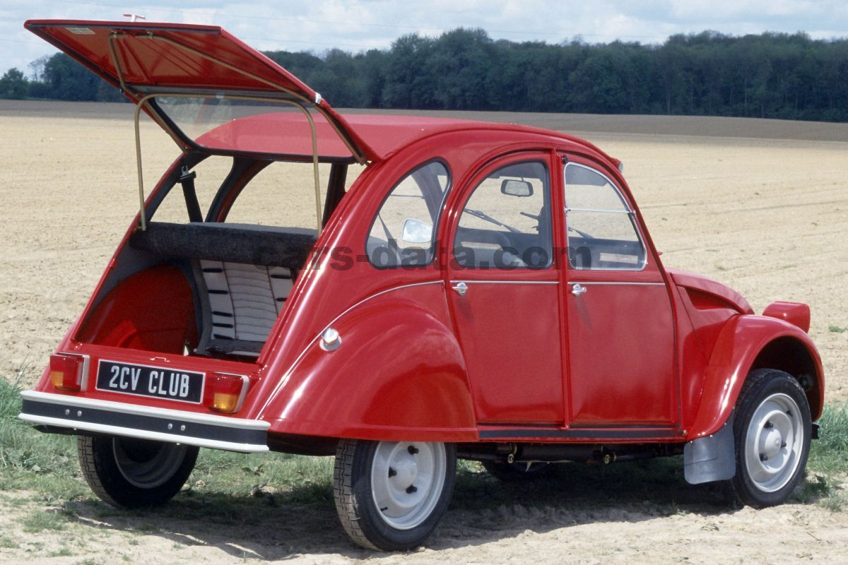 citroen 2cv 1970 pictures  4 of 7