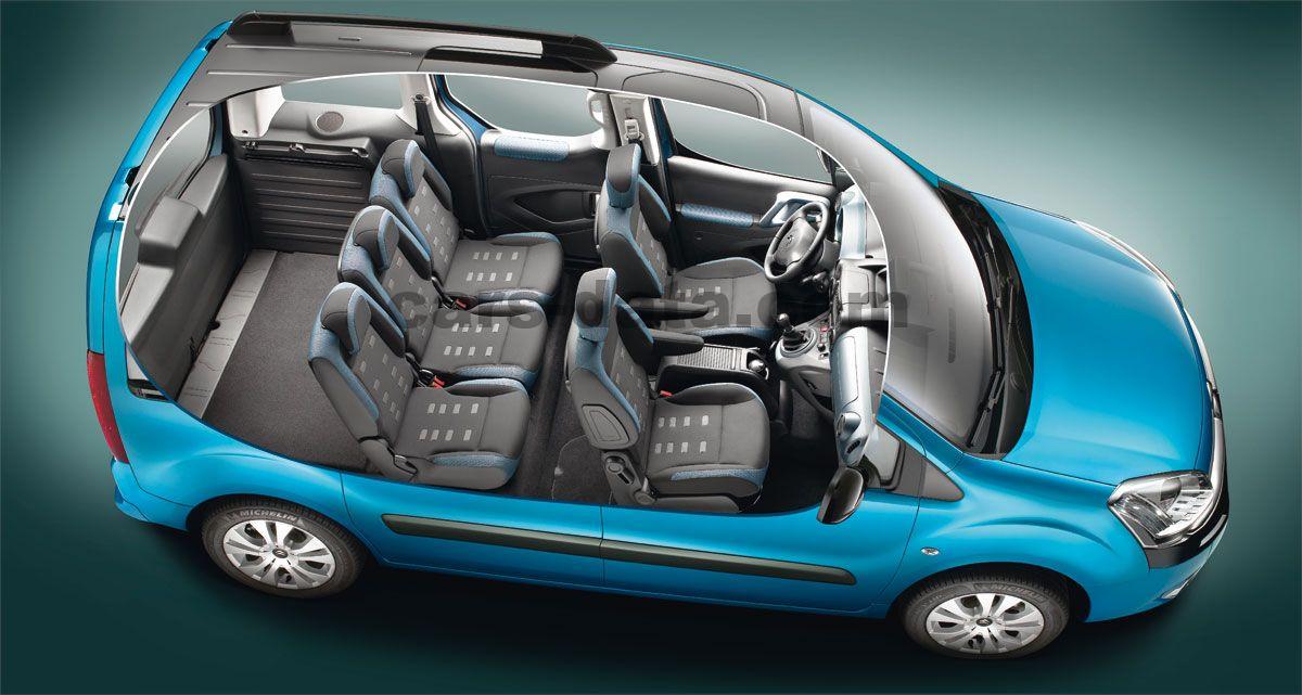 citroen berlingo multispace 2012 pictures 6 of 20 cars. Black Bedroom Furniture Sets. Home Design Ideas