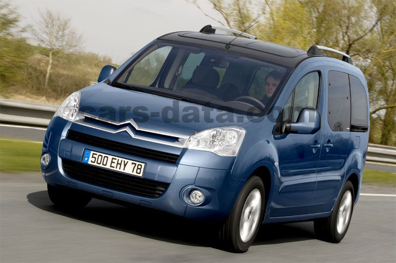 citroen berlingo 1 6 vti 120 xtr manual 2009 2012 120 hp 5 doors technical specifications. Black Bedroom Furniture Sets. Home Design Ideas