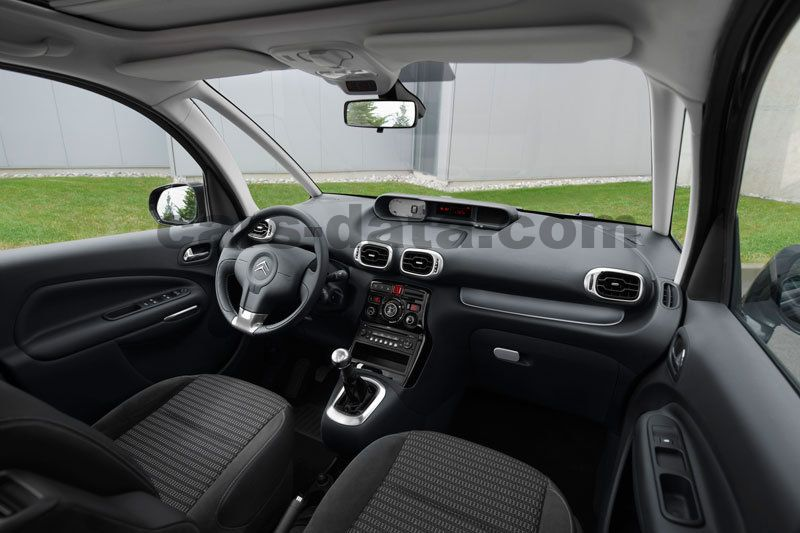 Citroen C3 Picasso 2013 Pictures 16 Of 39 Cars Data