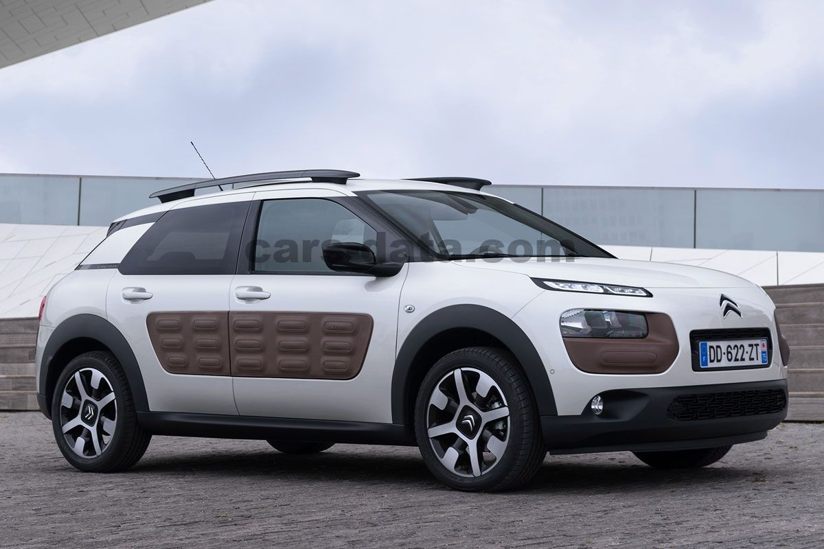 citroen c4 cactus 2014 pictures citroen c4 cactus 2014. Black Bedroom Furniture Sets. Home Design Ideas