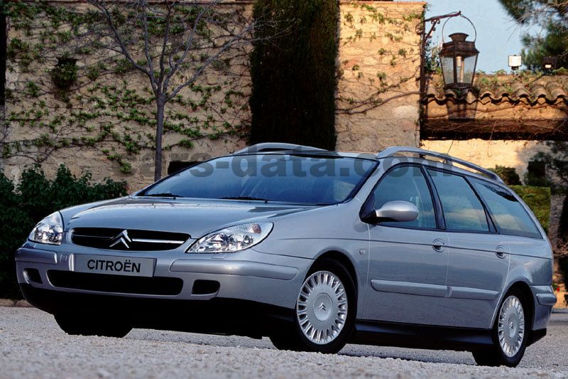 citroen c5 break 2 2 hdi 16v exclusive manual 2001 2003 136 hp 5 doors technical. Black Bedroom Furniture Sets. Home Design Ideas