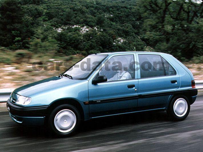 citroen saxo 1 5 d sx manual 1998 1999 58 hp 5 doors technical specifications. Black Bedroom Furniture Sets. Home Design Ideas