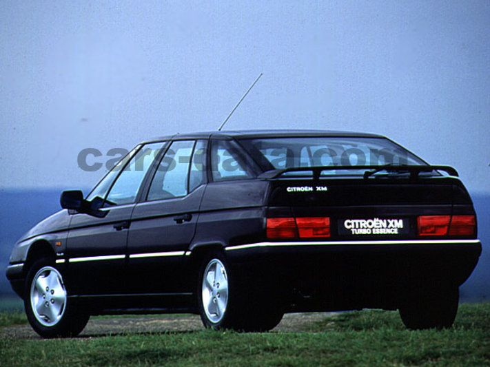 Citroen Xm 1989 Pictures Citroen Xm 1989 Images 2 Of 4