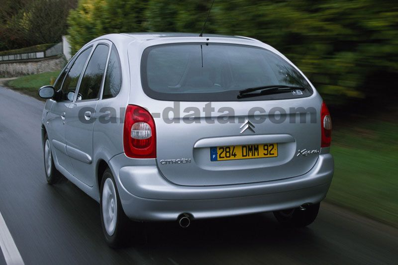 citroen xsara picasso 2000 pictures 5 of 9 cars. Black Bedroom Furniture Sets. Home Design Ideas