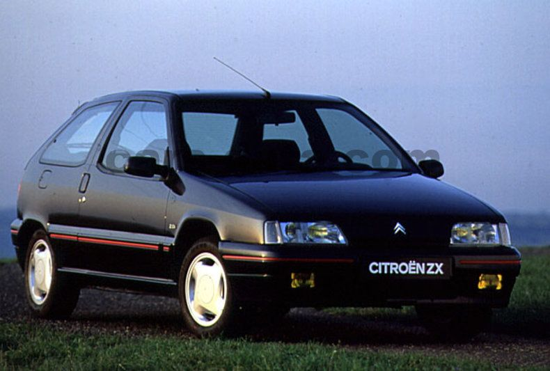 citroen zx 1 9 td avantage manual 1993 1994 90 cv 3 puertas especificaciones de coches. Black Bedroom Furniture Sets. Home Design Ideas
