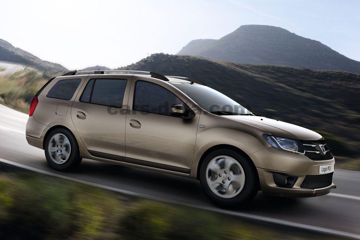 Dacia Logan MCV Pictures