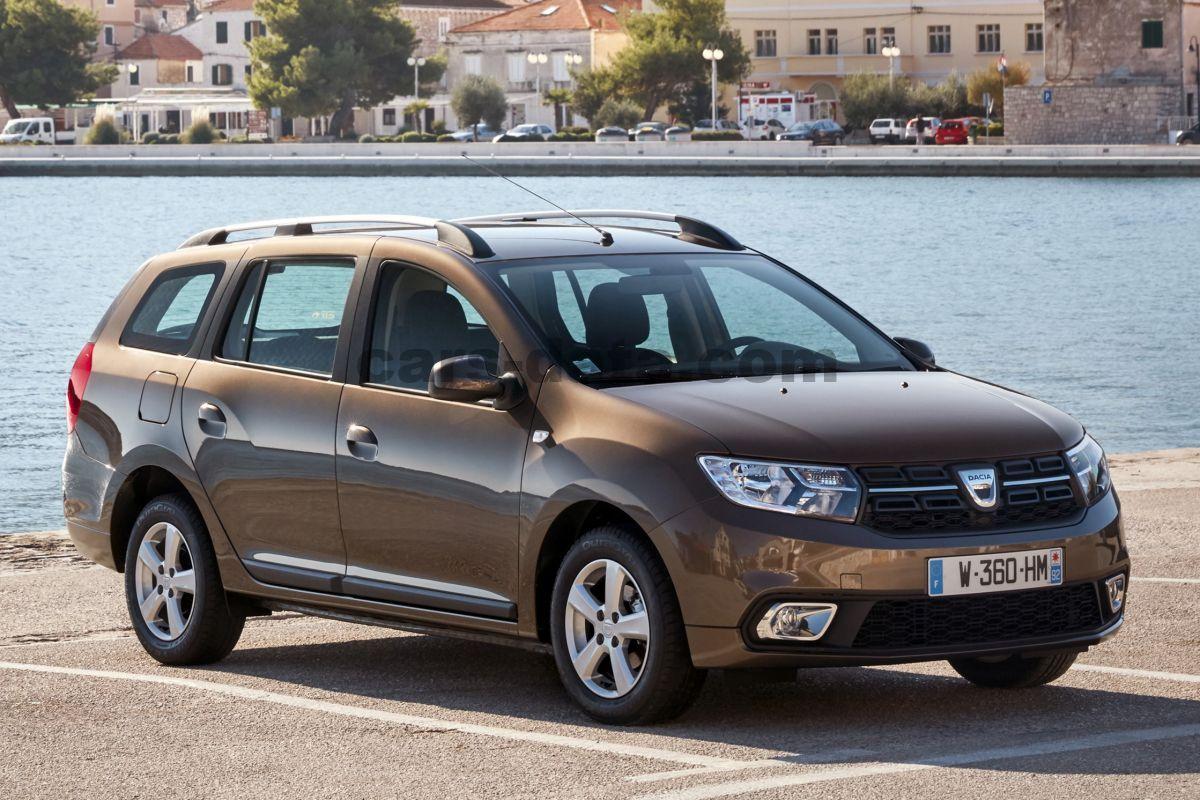 Dacia Logan MCV TCe 90 Stepway manual 5 door specs | cars ...