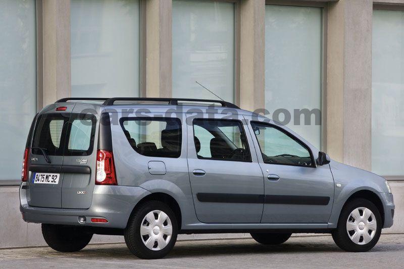 Dacia Logan Mcv 2008 Bilder  2 Von 15