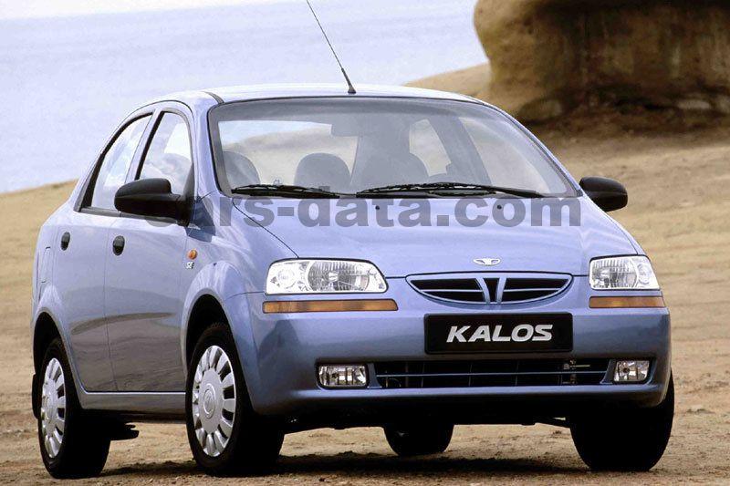 Especificaciones De Daewoo Kalos 1 4 16v Class Manual 4