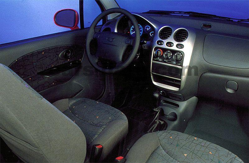 Daewoo Matiz 2001 images, Daewoo Matiz 2001 photos (7 de 7)