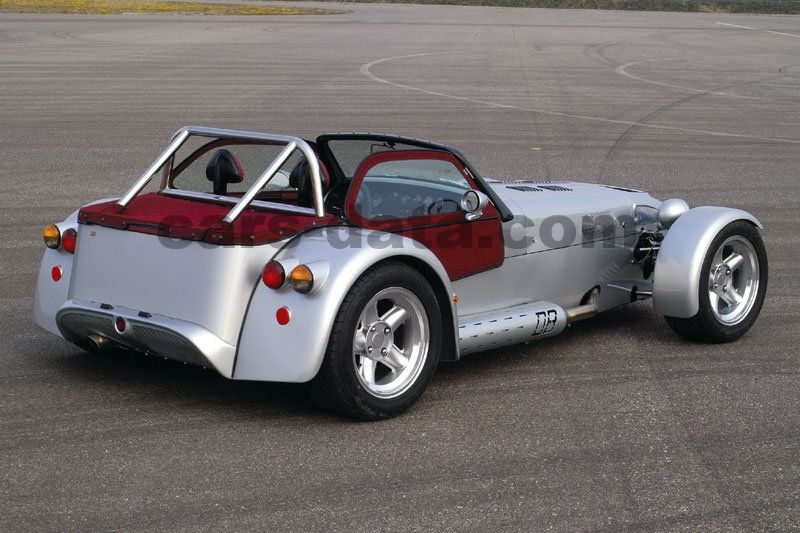 Donkervoort D8 1993 pictures (11 of 18) | cars-data.com