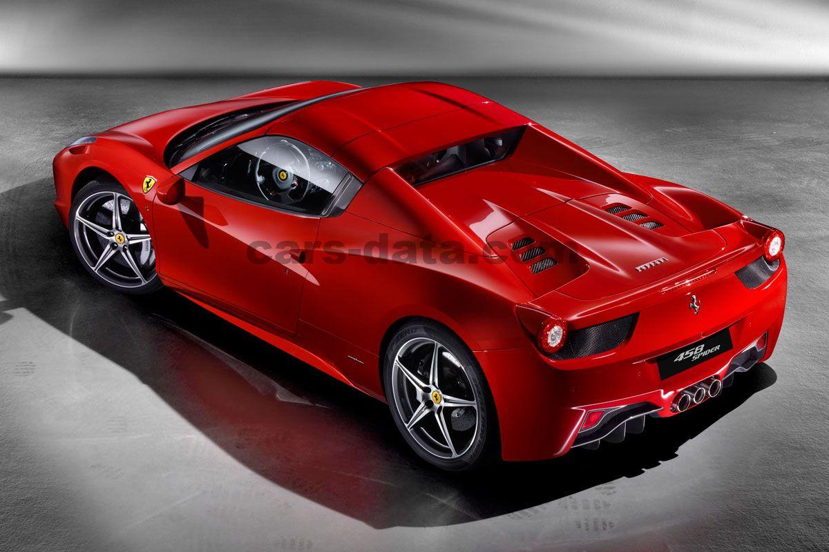 Ferrari ferrari spider 458 : Ferrari 458 Spider 2011 pictures, Ferrari 458 Spider 2011 images ...